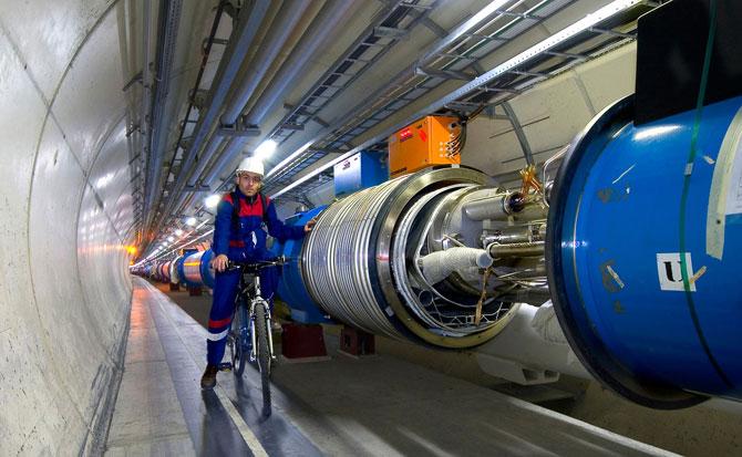 Фантастическая машина, которая обнаружила бозон Хиггса