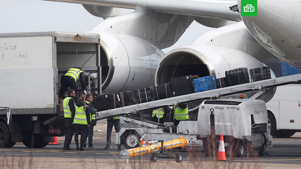 Британский центр по безопасности полетов извинился перед Россией
