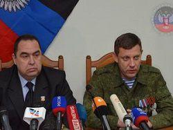 Новость на Newsland: Захарченко и Плотницкий о Минских договоренностях