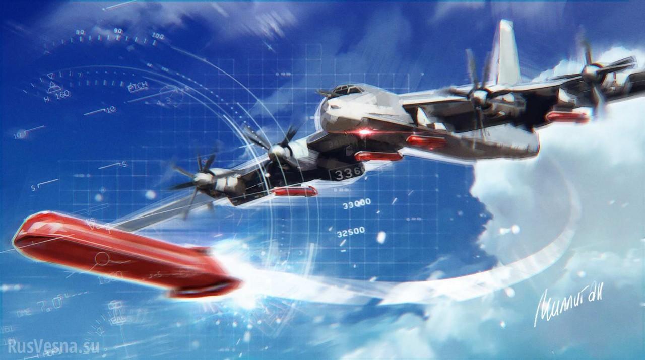 «Наш ответ «Томагавкам»: на что способна российская сверхдальняя крылатая ракета Х-101/Х-10