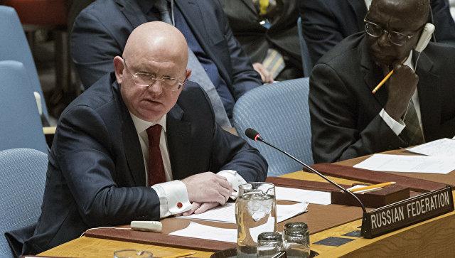 Небезя отчитал Никки Хейли за нападки на Россию в ООН