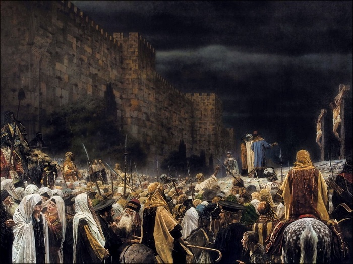 Православные и католики по-разному изображают Иисуса