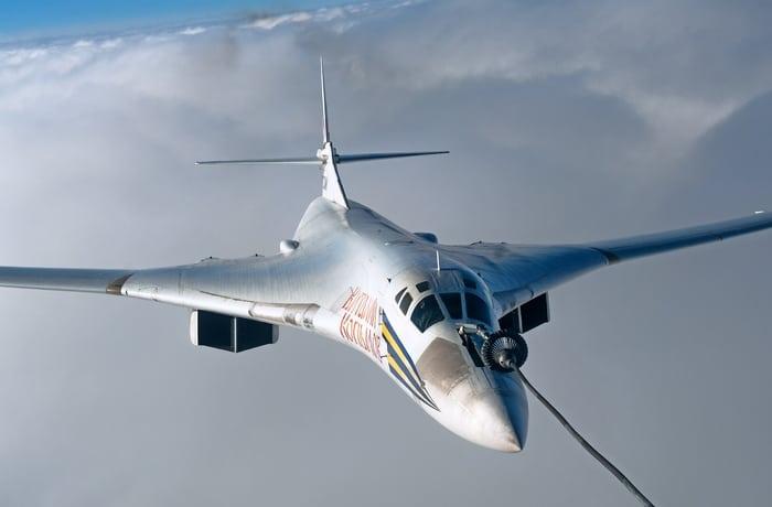 Ту-160. Кто против?