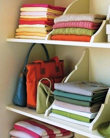 Подборка простых, но эффективных секретов для идеального порядка в шкафу