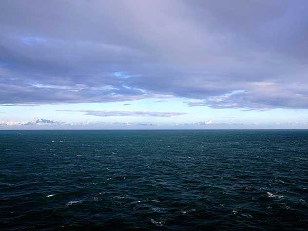 В Атлантическом океане обнаружен предвестник климатической катастрофы