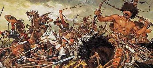 Борьба народов Южной Сибири против иноземных завоевателей в XIII в.