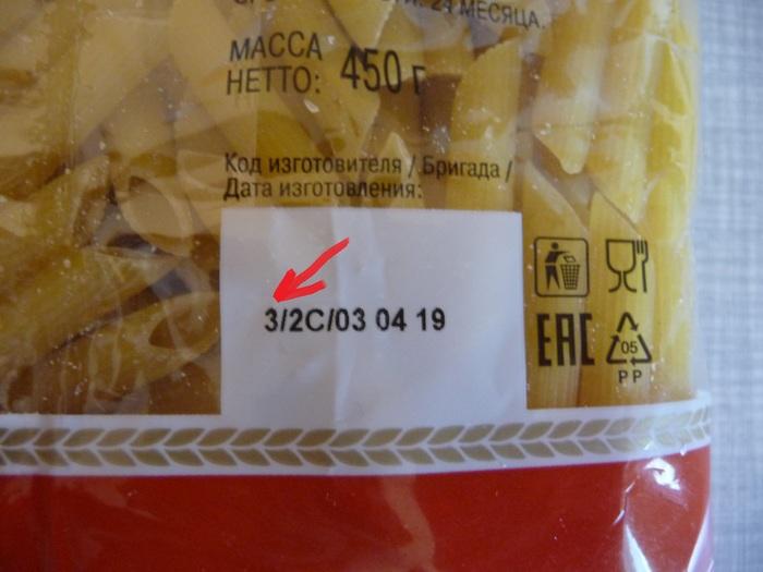 Итальянские (российские) макароны Макароны, Импорт, Маркетинг, Длиннопост