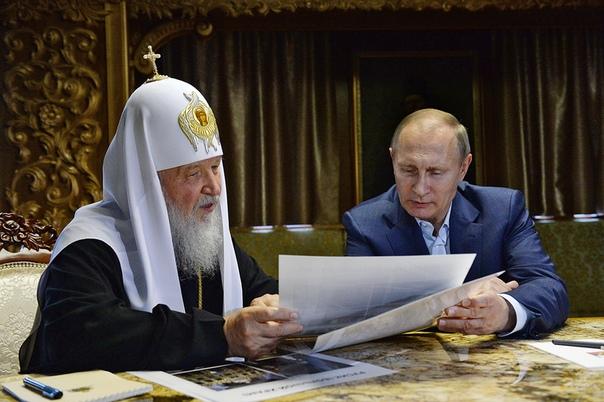 Почему Путин не предотвратил автокефалию УПЦ