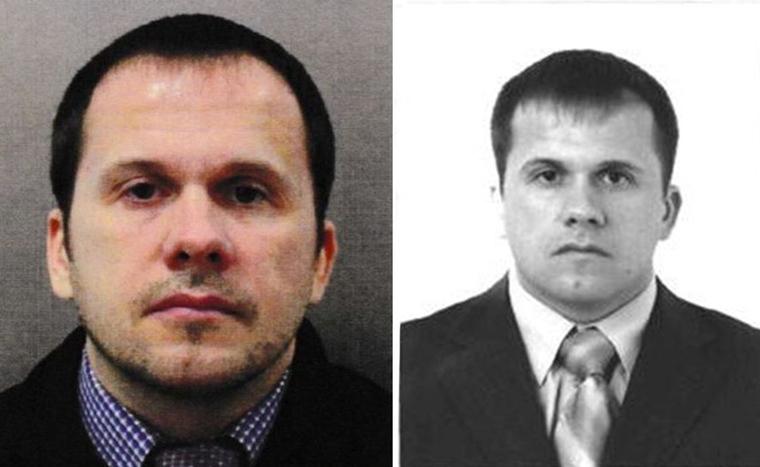 «Отравитель Скрипаля» Александр Петров оказался военным врачом из ГРУ Мишкиным