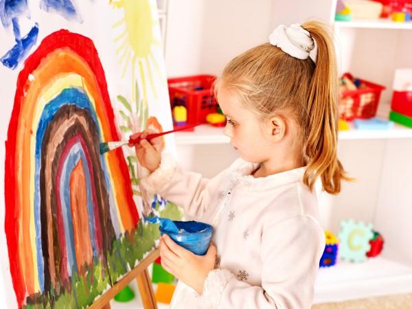 Присмотрись, каким цветам ребенок отдает предпочтение