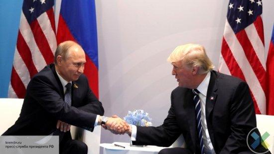 «Для всего мира так будет лучше»: Трамп заявил о готовности встретиться с Путиным