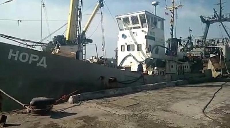 Украина отпустила моряков «Норда» домой в Крым