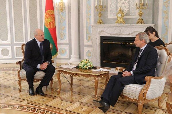 Лукашенко выбрал не Россию