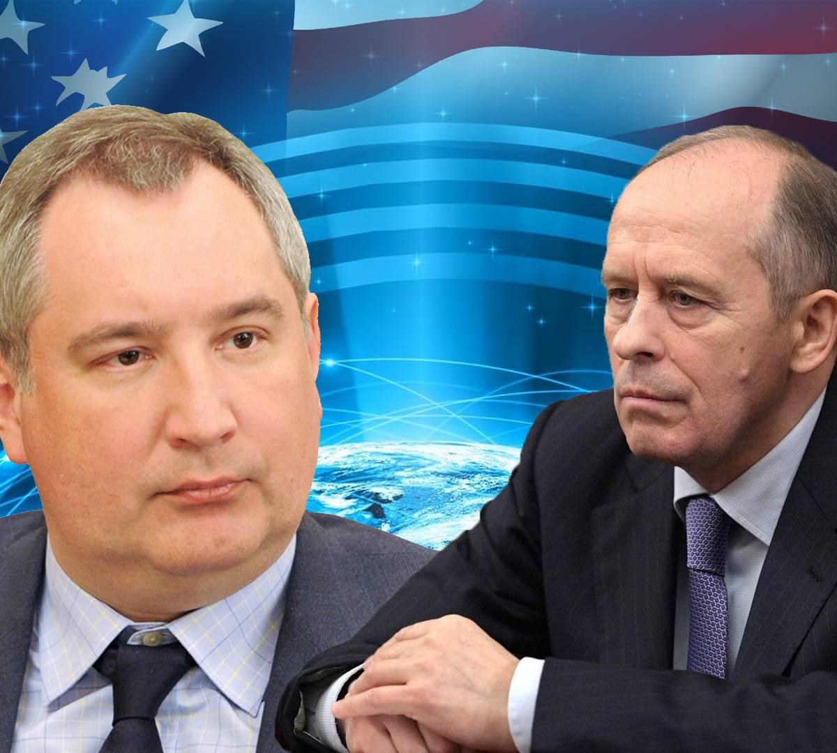 Рогозин против ФСБ