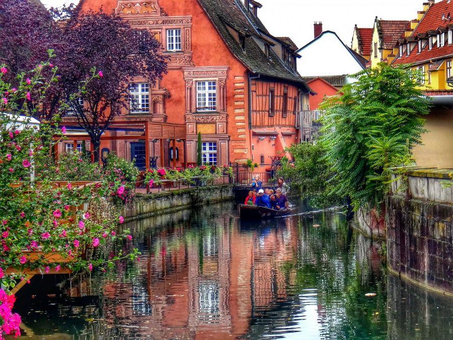 terraoko 2014 121788 3 Кольмар   самый очаровательный город во Франции.