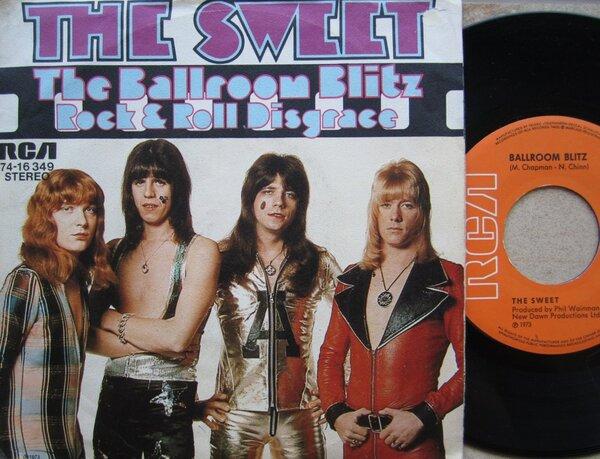 Sweet – Ballroom Blitz