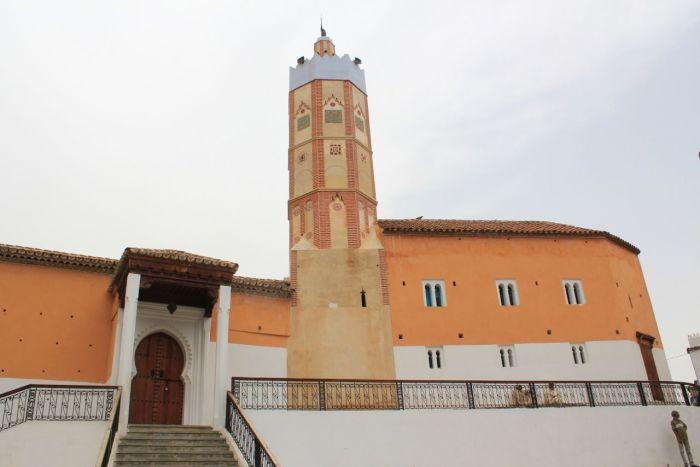 Мечеть в Шавене. / Фото: www.moroccopedia.com