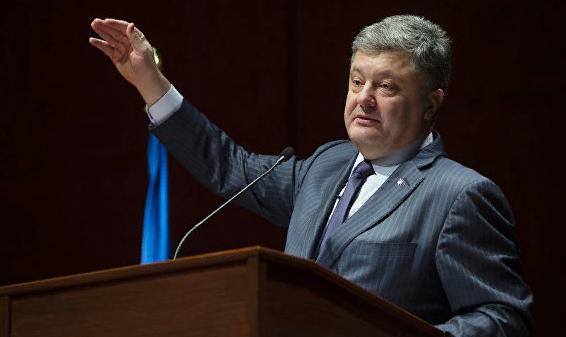 Хитрый план Порошенко - долг вернуть контрибуцией. Но для этого нужно победить Россию