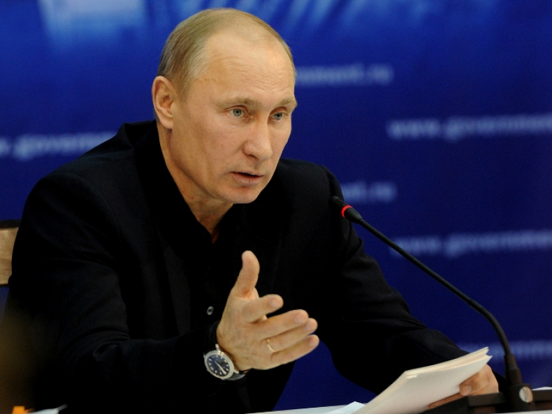 """Путин: """"Обама че судья что ли?! Пускай идет ....!!!"""""""