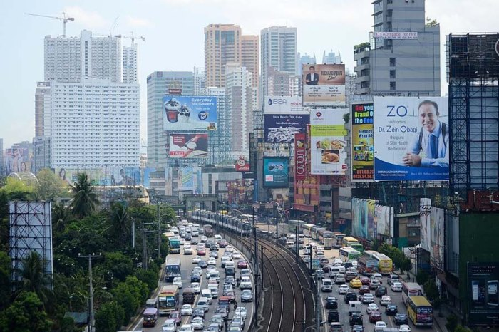 В 2013 году на Филиппинах наблюдался невиданный бум недвижимости.