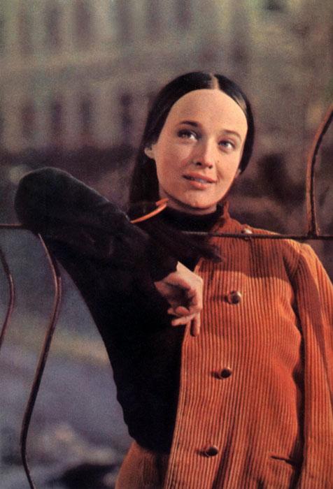 """Учительница английского из """"Доживем до понедельника"""" и другие яркие роли  Ирины Печерниковой."""