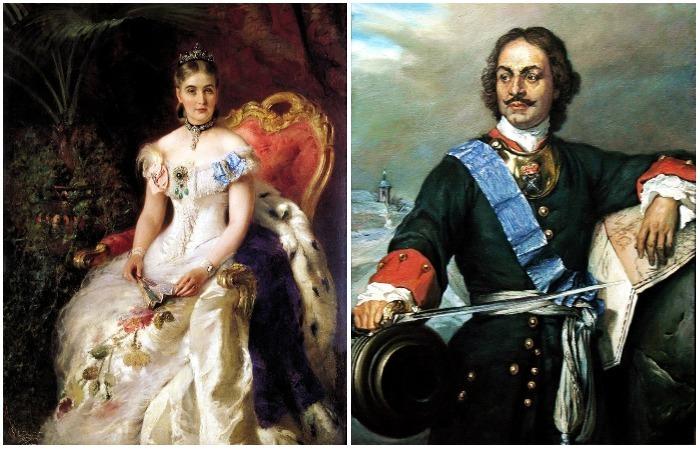 Династия Романовых и их приближённые: 23 портрета членов императорской семьи и их окружения (часть 2)