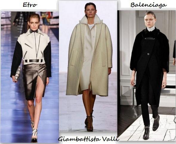 Модная Верхняя Зимняя Одежда 2014