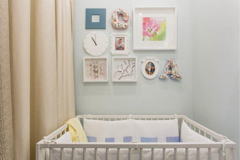Комната родителей и ребенка