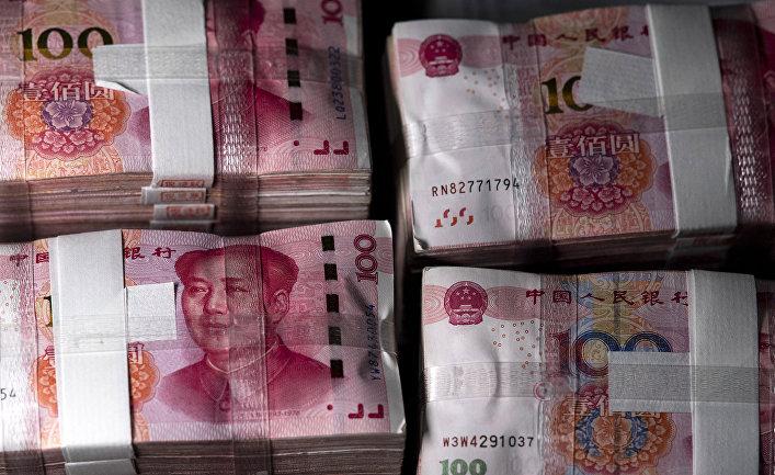 Зачем Россия закупила 79 миллиардов юаней?