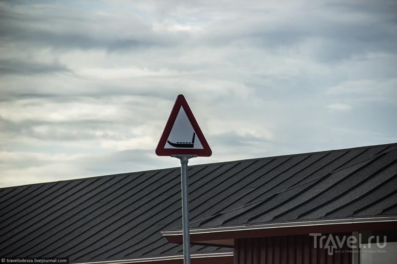 Илулиссат хмурый и повседневный / Фото из Гренландии