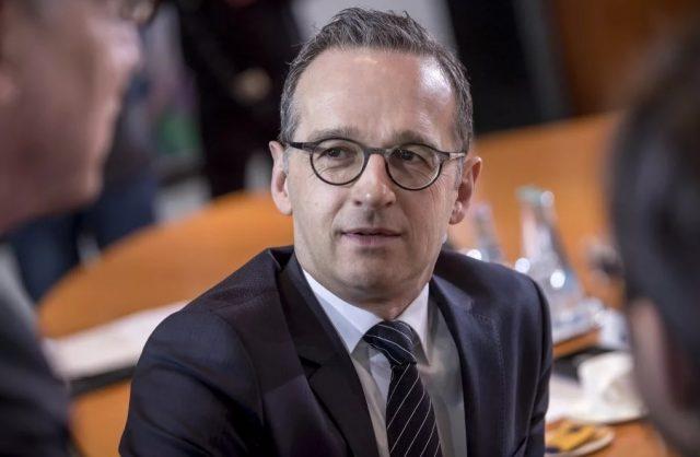 Глава МИД Германии поблагода…