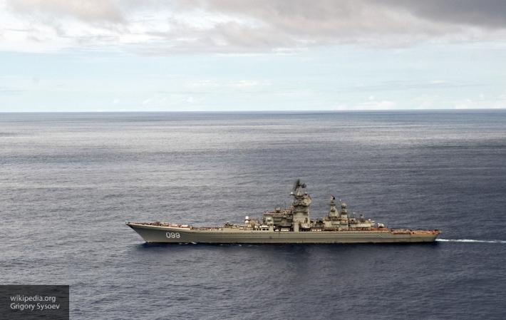 Тяжелый крейсер «Петр Великий» может уйти на модернизацию раньше намеченного срока