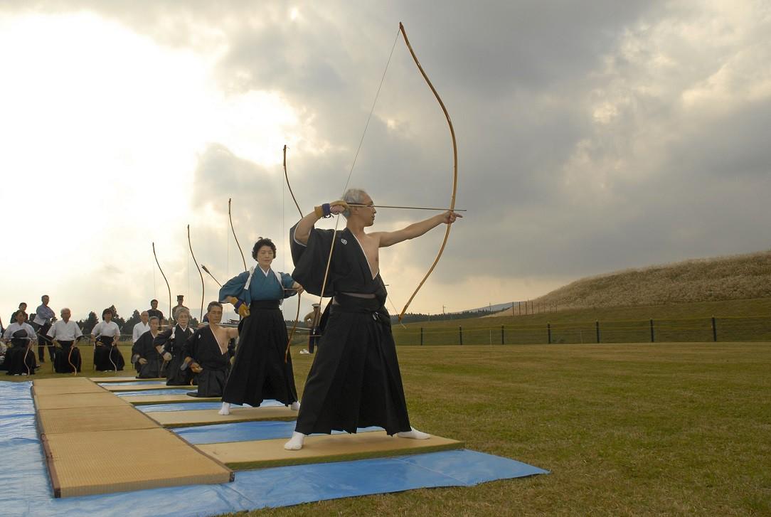 Японские традиции, точность и зрелищность…