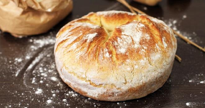 Картофельный хлеб - самые не…