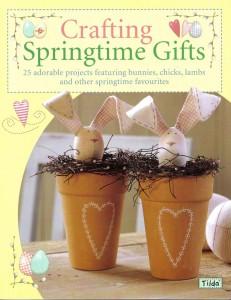 Tildas Crafting Springtime Gifts (куклы Тильды)