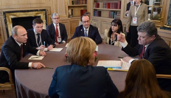 Порошенко опасно встречаться с президентом России лично