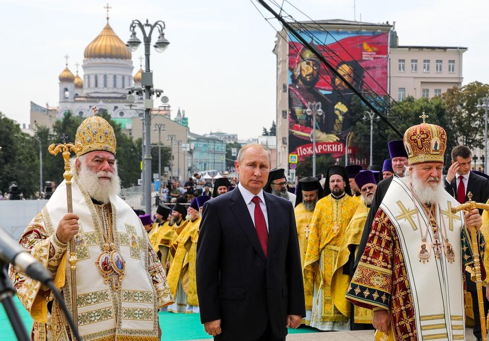 В Москве отпраздновали 1030 …