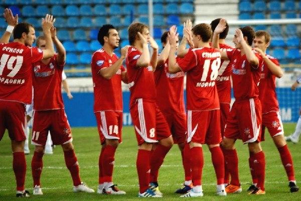 «Мордовия» обыграла «Ротор» и обеспечила себе победу в ФНЛ