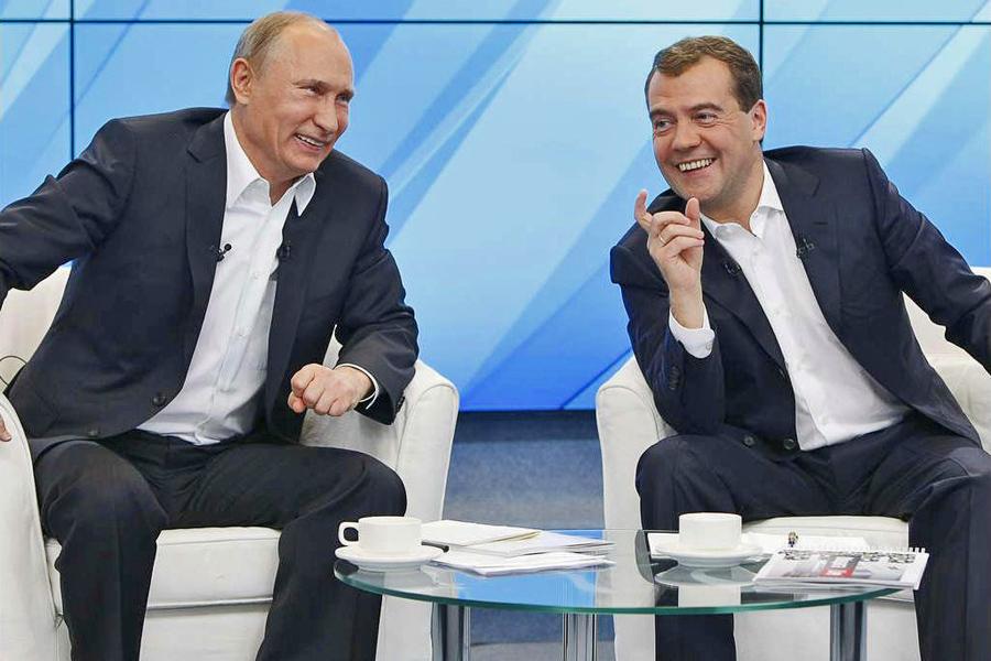 О скверном старом анекдоте, претворённом в жизнь в России