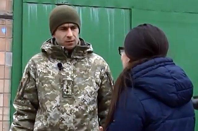 Челюсть полковника Керода. Как на Украине дебошир превращается в героя