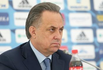 Мутко рассказал о плаче в раздевалке российской сборной после проигранного матча с Мексикой
