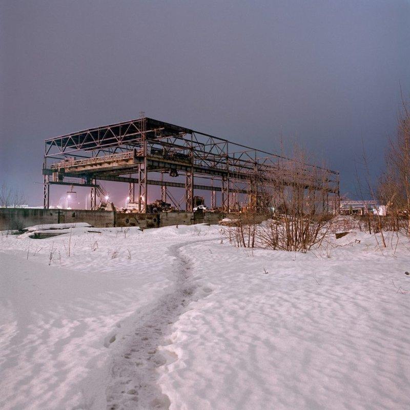 Рабочие окраины российских городов алнис стакле, рабочие окраины, россия, фотография