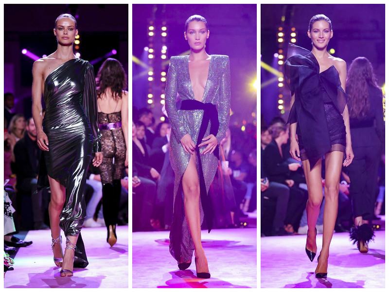 Alexandre Vauthier Haute Couture осень-зима 2017-2018