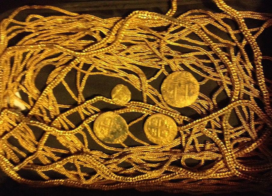 У берегов Флориды нашли часть золота с испанских галлеонов, оценивают в 300 тыс...