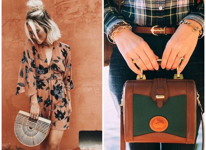 Модные сумки на лето 2018: главные тенденции