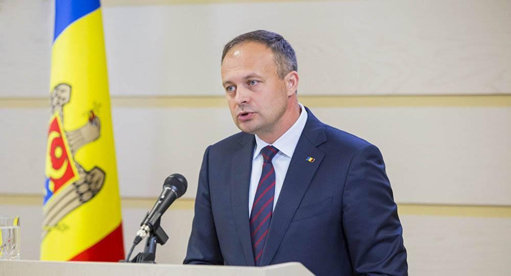 Очередной «облом» молдавских…