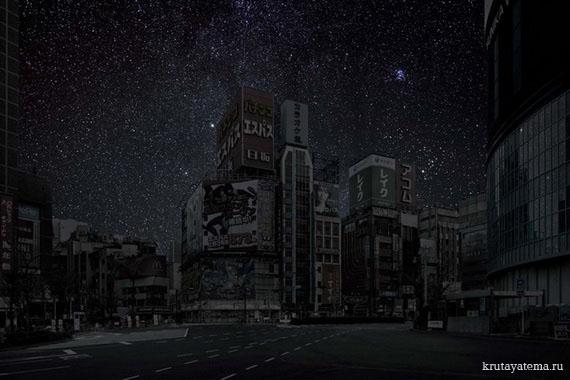 Терри Коэн: темный город