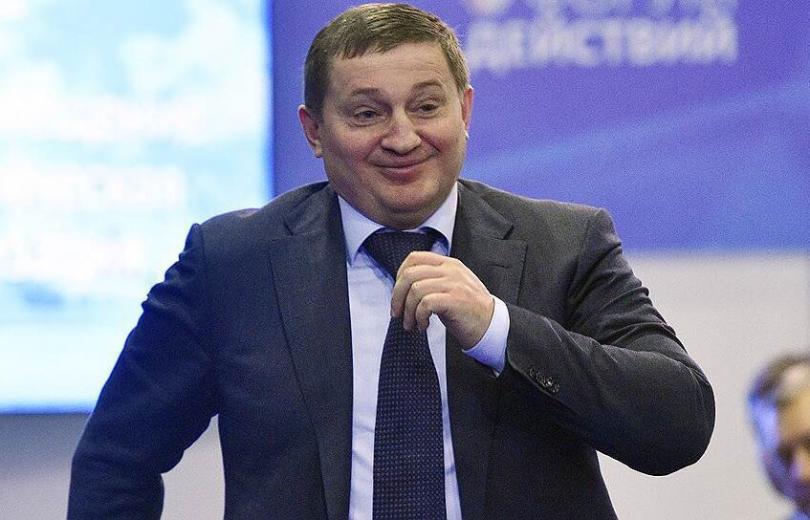 Губернатору Волгоградской области заказали туалет за 4 млн рублей