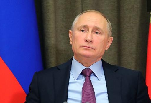 Путин призвал предприятия ОПК быть готовыми к переходу на военные рельсы