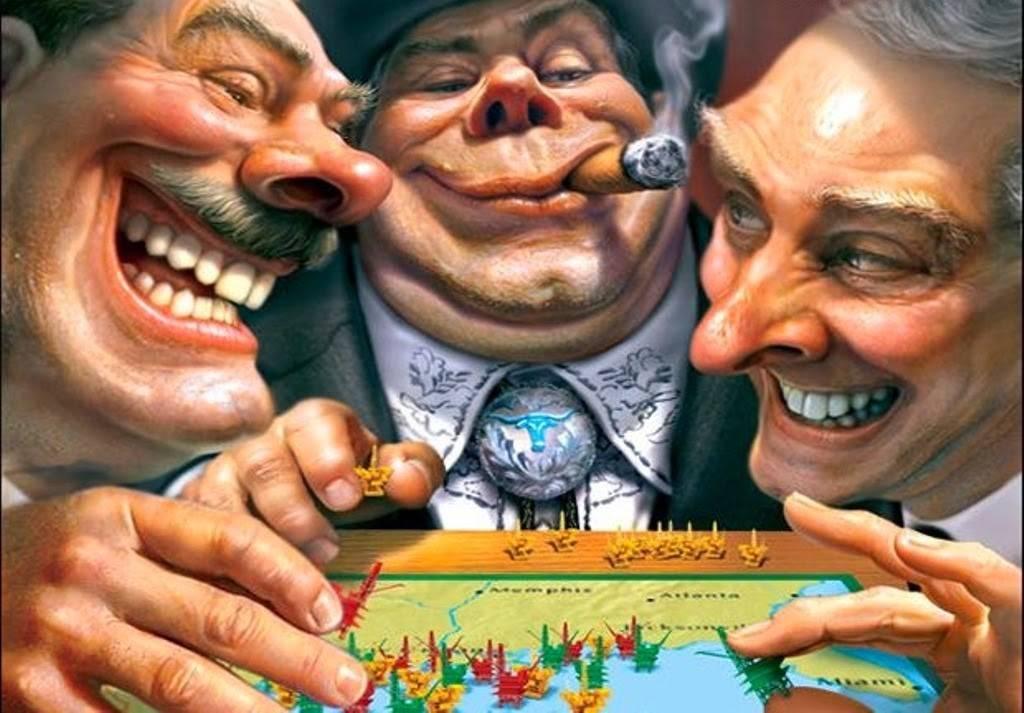 Как Запад манипулирует Украиной